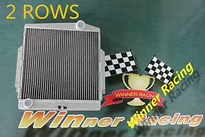 DATSUN SPORTS/FAIRLADY 1500/1600/2000 ROADSTER  ALUMINUM ALLOY RADIATOR1963-1970