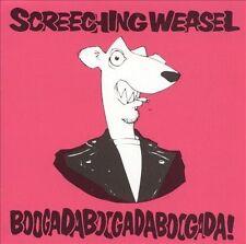 Screeching Weasel Boogadaboogadaboogada! CD Asian Man Records Punk Riverdales