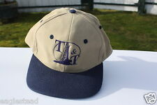 Ball Cap Hat - T&T Inspections Engineering - Oil Gas - Drill Well Derrick (H703)