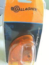 Gallagher Lightning Diverter Electric Fence Protect Adjustable Energizer Farm