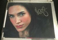 Jennifer Connelly Hand Signed Autographed 8x10 Photo with COA Beautiful! Sexy!