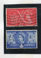 Gran Bretaña Boy Scouts valores del año 1957 (CI-830)