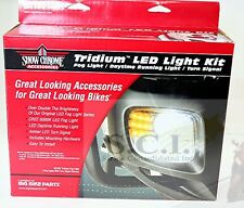 HONDA GL1800 GOLDWING TRIDIUM LED FOG LIGHT KIT 2012 - 2017 52-916