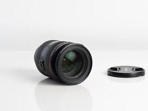 Canon EF 24-70mm F/4L IS USM High Quality Standard Lens + Macro Mode
