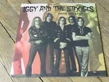 THE STOOGES Move ass baby 2LP demos olympic studio + rehearsals detroit 73