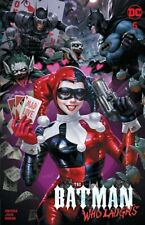 BATMAN WHO LAUGHS #5 DERRICK CHEW MAD LOVE HOMAGE TRADE DRESS VARIANT LTD 3000