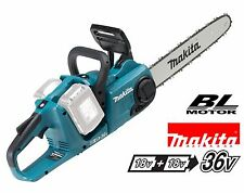 Makita DUC353Z 36v Twin 18v Brushless Cordless Chainsaw 350mm Body Only