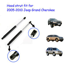 2Pcs Hood Strut for 2005-2010 Jeep Grand Cherokee Gas Lifting Supports Shock