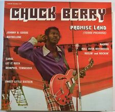 Chuck Berry Promised Land 33T LP france french pressing 2lp festival 219
