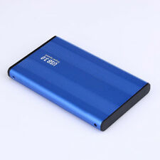 2.5'' Portable USB3.0 External Hard Drive HD SATA Disk Enclosure Case For Laptop