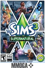 The Sims 3 Supernatural - EA Origin Codice digitale - PC Espansione Pack - ITA