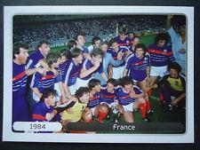 Panini 526 France Frankreich 1984 EM 2012 Poland - Ukraine