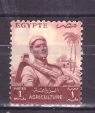 FRANCOBOLLI Egitto Egypt 1954-55 -- Serie Ordinaria 1 m. YV365