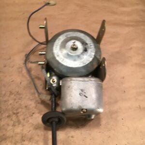 OEM 80-87 Jaguar XJ6 XJ12 XJS Electric Radio Power Antenna Motor DAC-3542 WORKS