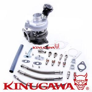 Kinugawa Turbocharger 4G63T Mitsubishi Lancer EVO 1~3 Galant VR-4 DSM TD05H-16G