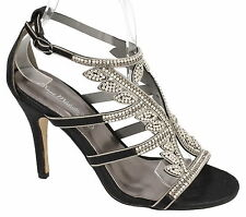 "Women's Textile Party Very High Heel (greater than 4.5"") Shoes"