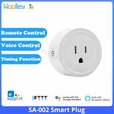 Smart Wifi ZigBee Plug Socket Outlet Timer Light Switch Work w/Alexa Google Home