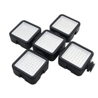 W49 Continuous LED Video Light Lamp for Camera Camcorder Canon Nikon Pentax DSLR