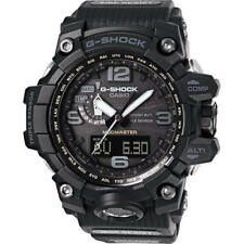Casio G-SHOCK MASTER OF G MUDMASTER TOUGH SOLAR Watch GWG-1000-1A1 - Black