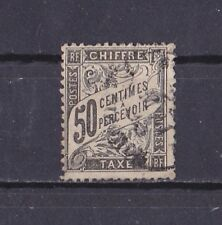 FRANCE       6 Timbres Taxe 1881-92