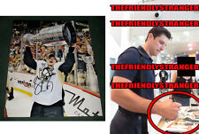 """SIDNEY CROSBY signed """"PITTSBURGH PENGUINS"""" 11X14 Photo - EXACT PROOF - Cup COA"""