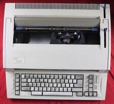 Ibm Wheelwriter 1000 By Lexmark Electronic Typewriter Tested Amp Working