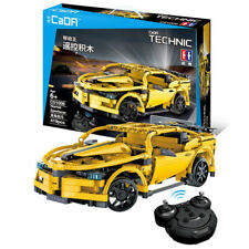 CaDA Building Cad Blocks rc Car Racing 918 Model DIY RC Building Block Toy US
