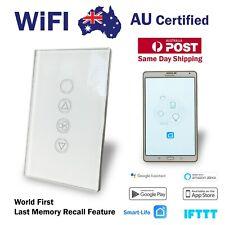 SRL Tech 1000W Smart Fan Light Switch - White (SRL-FRW)