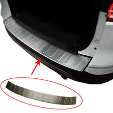 XUKEY Rear Trunk Bumper Protector Cover Sill Plate Trim For Ford Escape Kuga 13-