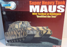 1/72 Scale Dragon Armor 'MAUS' W/Testbed at Boblingen Item#60324