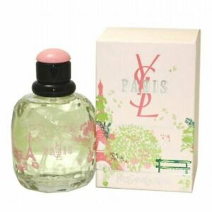 YVES SAINT LAURENT PARIS JARDINS PROFUMO EDT 125ml RARO LIMITED EDITION