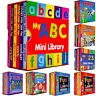 Alligator Preschool Learning 6 Children Mini Library Board Books