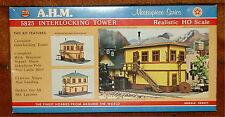 AHM - INTERLOCKING TOWER  #5825 - HO TRAIN - NIB