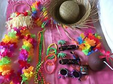 Hawaiian Fancy Dress Accessory Set