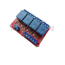 12V 4 Channel Relay Module Isolation High Low Level Trigger For Arduino