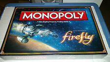 Firefly Monopoly Board Game NEW SEALED
