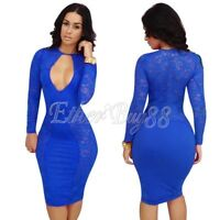 Women Knit Off Shoulder Bodycon Cocktail Evening Party Club Sweater Mini Dress