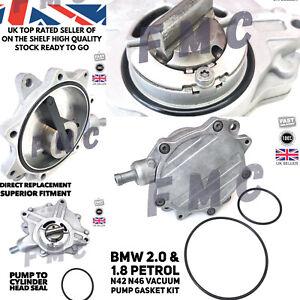 BMW 3 Series 318 320 1.8 2.0 Vacuum Pump Gasket Seal  N42 N46 E90 E92 2001-2011