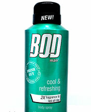 Bod Man Fresh Guy by Parfums De Coeur Deodorant Body Spray 4.0 oz