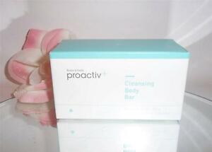 Proactiv Cleansing Body Bar Medicated Acne Soap Face Cleanser 5.25oz READ