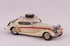 Miniature automobile CCC montée Delage D6 Monte Carlo 1937 référence 153