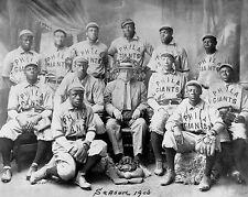 1906 PHILADELPHIA HILLDALE GIANTS 8X10 TEAM PHOTO BASEBALL PICTURE NEGRO LEAGUE
