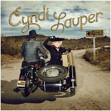 Cyndi Lauper - Detour - New CD Album