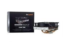 Be Quiet BK002 Shadow Rock LP CPU Cooler - Black