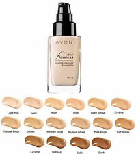Avon Ideal Flawless Invisible Coverage Foundation 30ml SPF/FPS 15