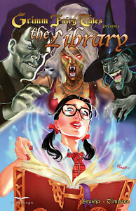Grimm Fairy Tailes The Library TPB Volume 1 Softcover Graphic Novel