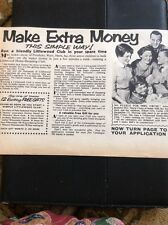 L1-7 Ephemera 1956 Advert The Simple Way With The Littlewood Club