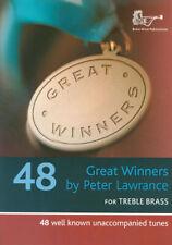 Great Winners for Treble Brass Brass Tc Unaccompanied Lawrance BW0132