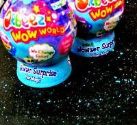 2pk lot, Orbeez wow world wowzer surprise wowzer friend,polar magic,color Change