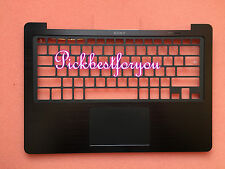 NEW SONY VAIO Fit 13 A F13N multi-flip Palmrest Keyboard Bezel C Shell #H30A YD